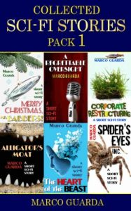 Baixar Collected Sci-Fi Stories (Pack Book 1) (English Edition) pdf, epub, eBook