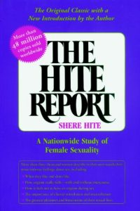 Baixar The Hite Report: A Nationwide Study of Female Sexuality pdf, epub, eBook