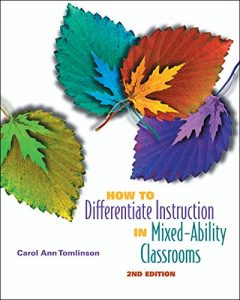 Baixar How to Differentiate Instruction in Mixed-Ability Classrooms, 2nd edition (Professional Development) pdf, epub, eBook