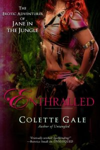 Baixar Enthralled: The Sex Goddess (The Erotic Adventures of Jane in the Jungle Book 3) (English Edition) pdf, epub, eBook