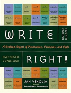 Baixar Write Right!: A Desktop Digest of Punctuation, Grammar, and Style pdf, epub, eBook