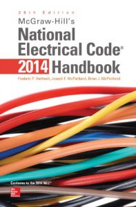 Baixar McGraw-Hill's National Electrical Code 2014 Handbook, 28th Edition (McGraw Hill's National Electrical Code Handbook) pdf, epub, eBook