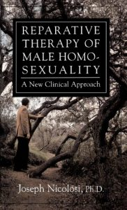 Baixar Reparative Therapy of Male Homosexuality: A New Clinical Approach pdf, epub, eBook