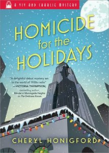 Baixar Homicide for the Holidays (Viv and Charlie Mystery) pdf, epub, eBook