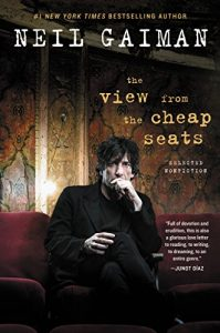 Baixar The View from the Cheap Seats: Selected Nonfiction pdf, epub, eBook