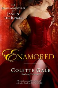 Baixar Enamored: The Submissive Mistress (Special Double-Length Episode) (The Erotic Adventures of Jane in the Jungle Book 5) (English Edition) pdf, epub, eBook
