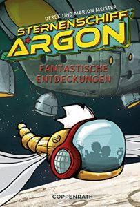 Baixar Sternenschiff Argon (Band 1): Fantastische Entdeckungen (German Edition) pdf, epub, eBook