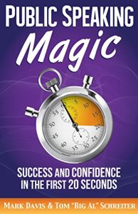 Baixar Public Speaking Magic: Success and Confidence in the First 20 Seconds (English Edition) pdf, epub, eBook