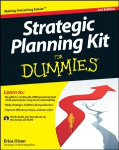 Baixar Strategic Planning Kit For Dummies pdf, epub, eBook