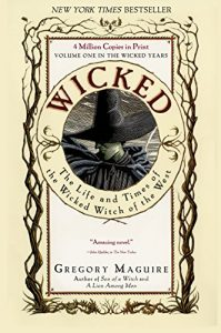 Baixar Wicked: Life and Times of the Wicked Witch of the West (Wicked Years) pdf, epub, eBook