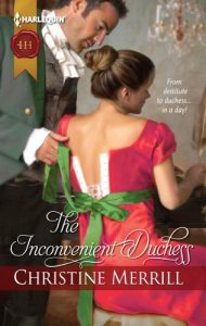 Baixar The Inconvenient Duchess (The Radwells) pdf, epub, eBook