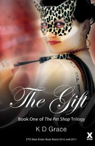 Baixar The Gift – Book One in The Pet Shop Trilogy (English Edition) pdf, epub, eBook