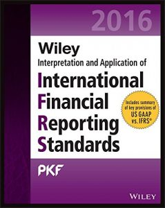 Baixar Wiley IFRS 2016: Interpretation and Application of International Financial Reporting Standards (Wiley Regulatory Reporting) pdf, epub, eBook