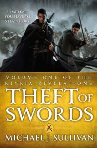 Baixar Theft Of Swords: The Riyria Revelations pdf, epub, eBook