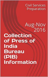 Baixar PIB Gist: Aug-Nov 2016 (English Edition) pdf, epub, eBook