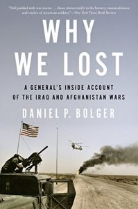 Baixar Why We Lost: A General's Inside Account of the Iraq and Afghanistan Wars pdf, epub, eBook