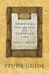 Baixar Spiritual Disciplines for the Christian Life Study Guide (English Edition) pdf, epub, eBook