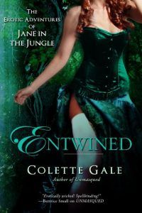 Baixar Entwined: Jane in the Jungle (The Erotic Adventures of Jane in the Jungle Book 1) (English Edition) pdf, epub, eBook