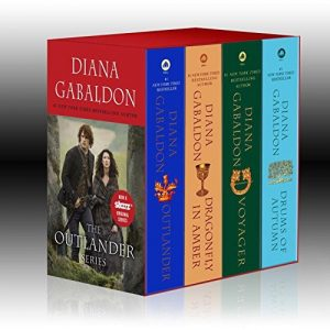 Baixar The Outlander Series Bundle: Books 1, 2, 3, and 4: Outlander, Dragonfly in Amber, Voyager, Drums of Autumn pdf, epub, eBook