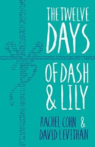 Baixar The Twelve Days of Dash and Lily pdf, epub, eBook