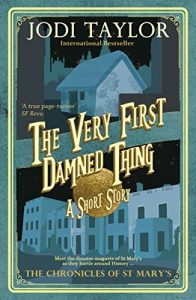 Baixar The Very First Damned Thing – A Chronicles of St Mary Short Story (English Edition) pdf, epub, eBook