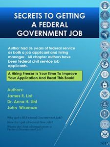 Baixar Secrets to Getting a Federal Government Job (English Edition) pdf, epub, eBook