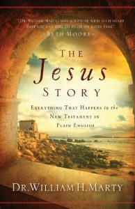 Baixar The Jesus Story: Everything That Happens in the New Testament in Plain English pdf, epub, eBook