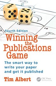 Baixar Winning the Publications Game: The smart way to write your paper and get it published, Fourth Edition pdf, epub, eBook