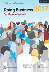Baixar Doing Business 2017: Equal Opportunity for All pdf, epub, eBook