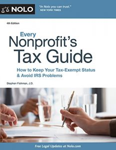 Baixar Every Nonprofit's Tax Guide: How to Keep Your Tax-Exempt Status and Avoid IRS Problems pdf, epub, eBook