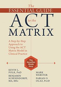 Baixar The Essential Guide to the ACT Matrix: A Step-by-Step Approach to Using the ACT Matrix Model in Clinical Practice pdf, epub, eBook