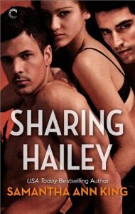 Baixar Sharing Hailey (Lovers and Friends) pdf, epub, eBook