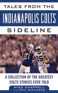 Baixar Tales from the Indianapolis Colts Sideline: A Collection of the Greatest Colts Stories Ever Told (Tales from the Team) pdf, epub, eBook