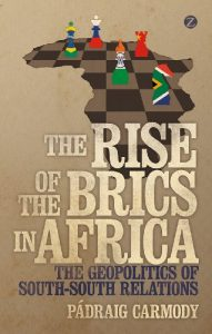 Baixar The Rise of the BRICS in Africa: The Geopolitics of South-South Relations pdf, epub, eBook