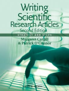 Baixar Writing Scientific Research Articles: Strategy and Steps pdf, epub, eBook