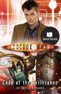 Baixar Doctor Who: Code of the Krillitanes (Doctor Who: Quick Reads) pdf, epub, eBook