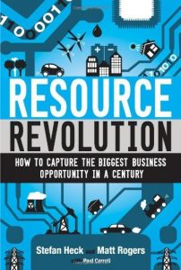 Baixar Resource Revolution: How to Capture the Biggest Business Opportunity in a Century pdf, epub, eBook
