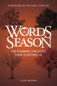 Baixar Words in Season: On Sharing The Hope That Is Within Us (English Edition) pdf, epub, eBook
