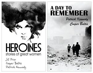 Baixar Heroines and A Day to Remember: A collection of books for English Language Learners (A Hippo Graded Reader) (English Edition) pdf, epub, eBook