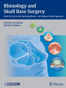 Baixar Rhinology and Skull Base Surgery: From the Lab to the Operating Room: An Evidence-based Approach pdf, epub, eBook