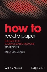 Baixar How to Read a Paper: The Basics of Evidence-Based Medicine (HOW – How To) pdf, epub, eBook