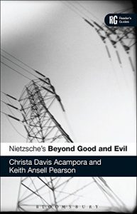Baixar Nietzsche's 'Beyond Good and Evil': A Reader's Guide (Reader's Guides) pdf, epub, eBook