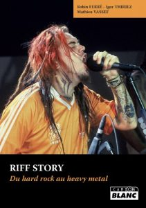 Baixar RIFF STORY Du hard rock au heavy metal pdf, epub, eBook