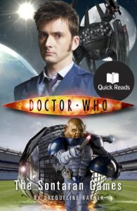 Baixar Doctor Who: The Sontaran Games (Doctor Who: Quick Reads) pdf, epub, eBook