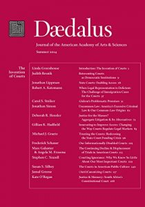 Baixar Daedalus 143:3 (Summer 2014) – The Invention of Courts (English Edition) pdf, epub, eBook