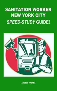 Baixar Sanitation Worker New York City Speed-Study Guide! (English Edition) pdf, epub, eBook