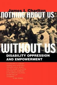 Baixar Nothing About Us Without Us: Disability Oppression and Empowerment pdf, epub, eBook