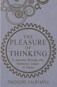Baixar The Pleasure of Thinking: A Journey through the Sideways Leaps of Ideas pdf, epub, eBook