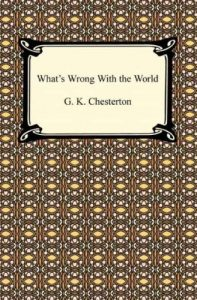 Baixar What's Wrong With the World pdf, epub, eBook