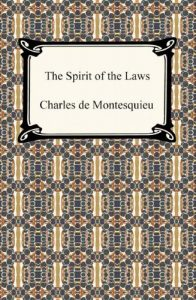 Baixar The Spirit of the Laws pdf, epub, eBook